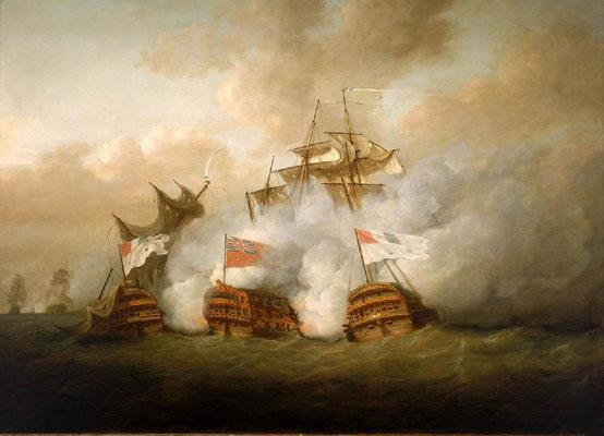 Vendredi 19 août – 19h:  conférence «La violence de guerre sur mer dans la seconde moitié du XVIIIè siècle»