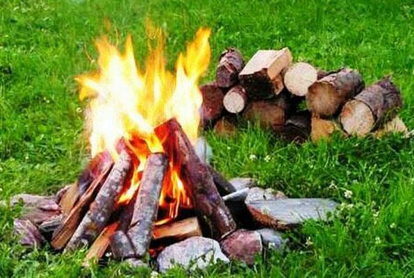 Feuer erlaubt