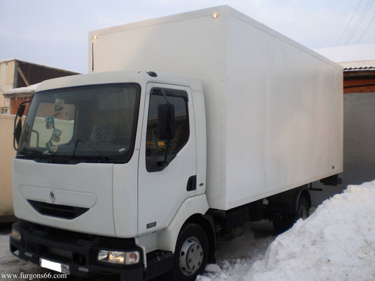 ФУРГОНЫ Renault