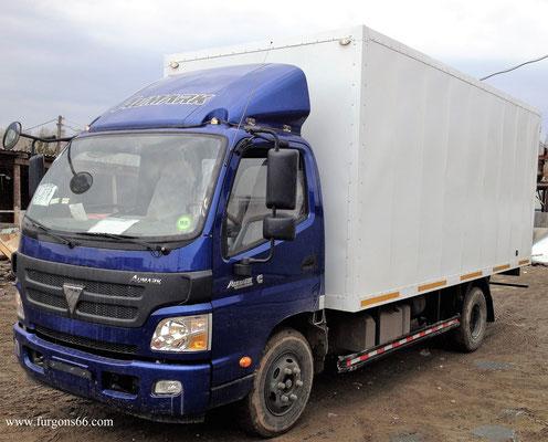 Фургоны Foton BJ1051