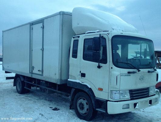 Фургоны Hyundai HD 120