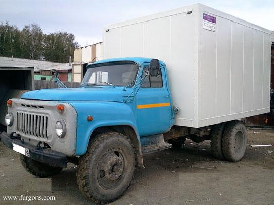 Фургоны ЗИЛ