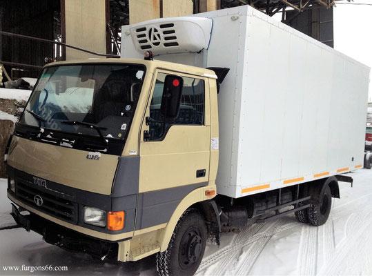 Фургоны ТАТА