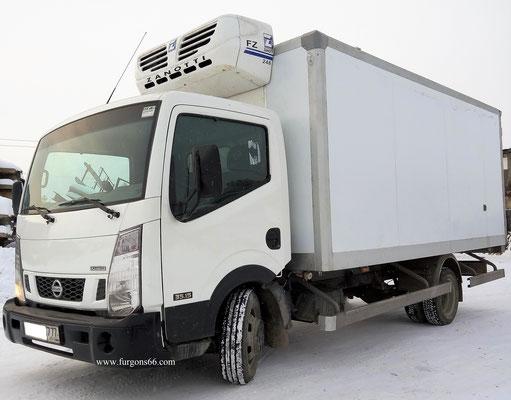 Фургоны Nissan
