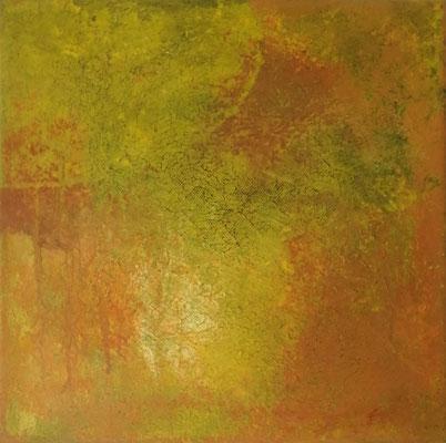 Acrylbild, 30 x 30 cm, 60 €