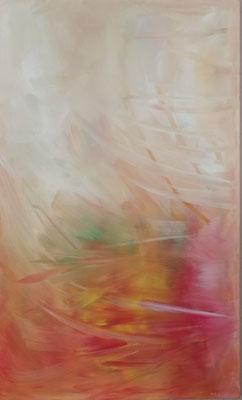 Gefühle, befindet sich zur Zeit bei der Ausstellung im KKH Aichach, 120 €