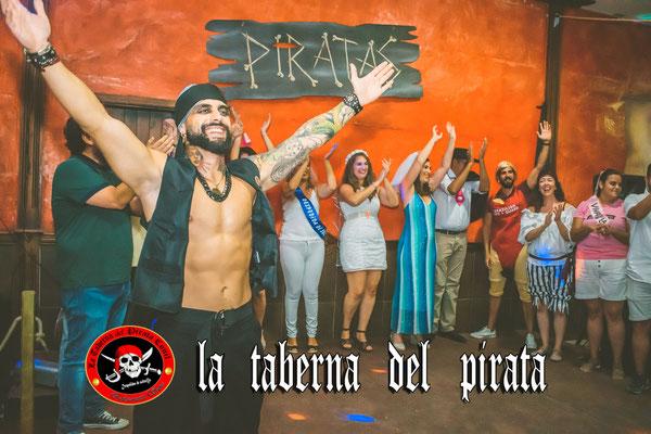 la taberna del pirata boys