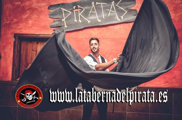 la taberna del pirata actor
