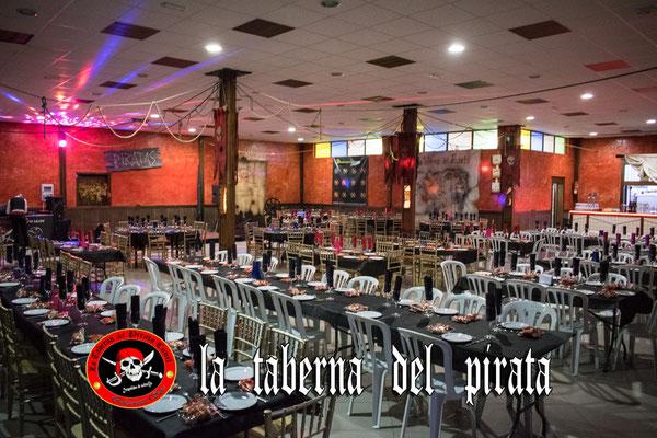 la taberna del pirata Chiclana despedidas