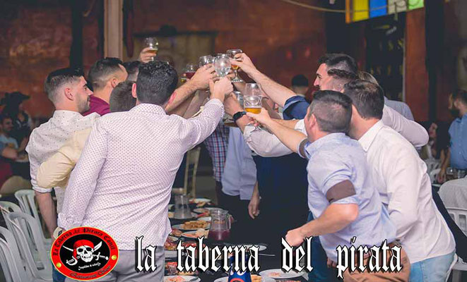 celebración en Chiclana
