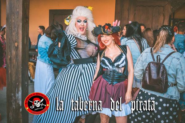 despedidas la taberna del pirata Chiclana