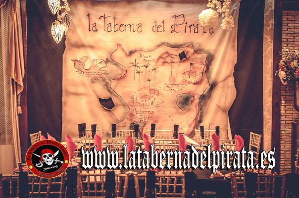 la taberna del pirata Chiclana