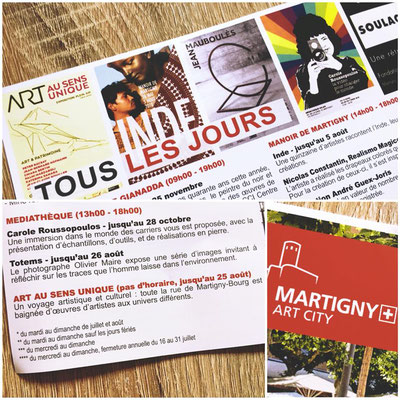 Programme Martigny Art City