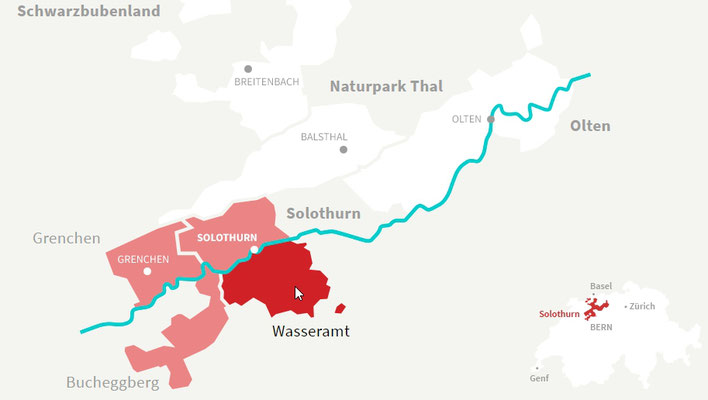 Bild: Kanton Solothurn Tourismus klick - der Kanton SO sollte während der Sanierung des Weissenstein Tunels solidarisch sein mit dem Naturpark - linken Sie!