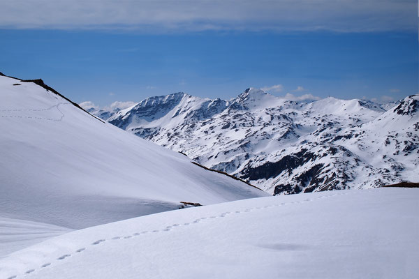 Skitouren gehen in Obertauern