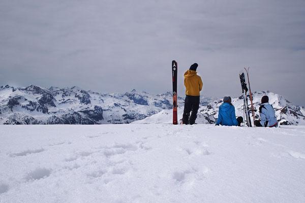 Geführte Skitour Obertauern