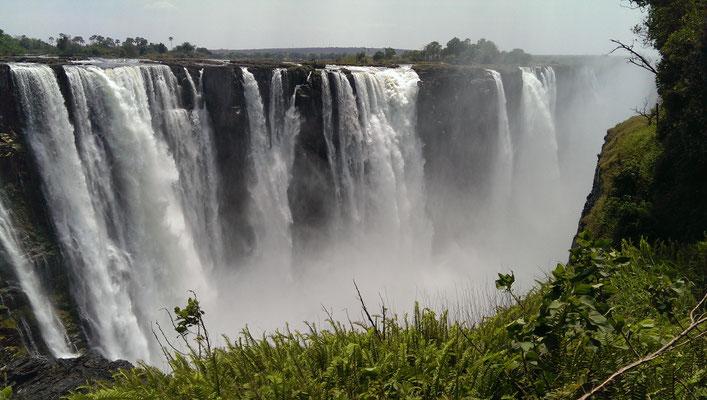 Victoria Falls, Zimbabwe, Nov. 2016