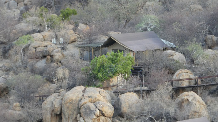 Erongo Wilderness Lodge, Nov. 2016