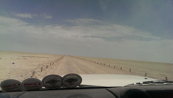 unterwegs, Namibia, Nov. 2016