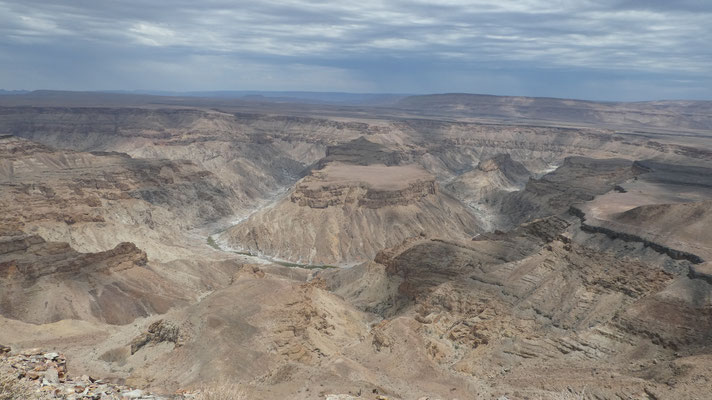 Fish River Canyon, Nov. 2016