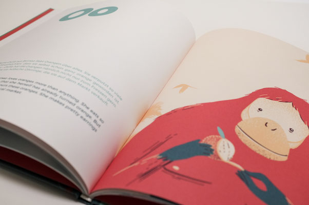 ABC book Close Up