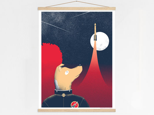 Poster Hanger Small