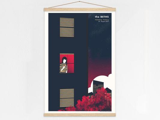 The Beths Poster Hanger
