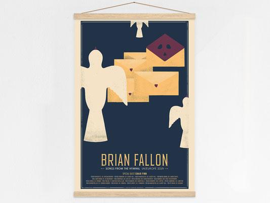 Brian Fallon Frame
