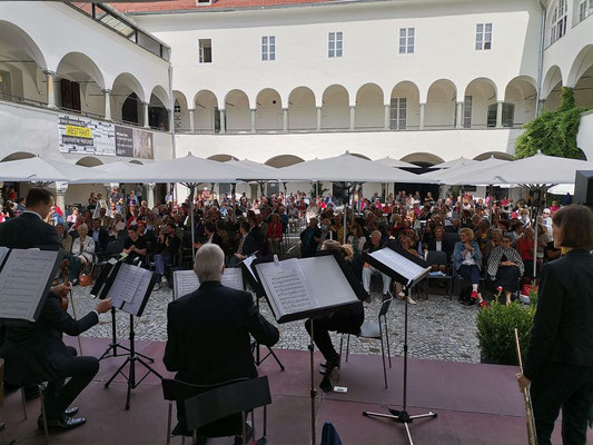 2020 Abschlusskonzert Klassik im Burghof