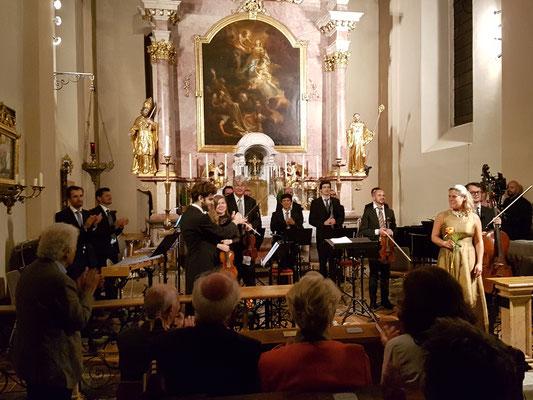 2019 Eröffnungskonzert St. Gallen Festival mit Emmanuel Tjeknavorian