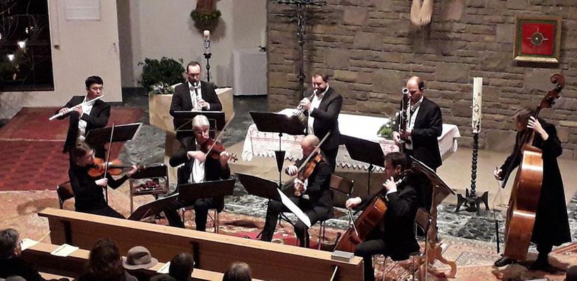 2019 Abschlusskonzert Pro Musica Mallnitz