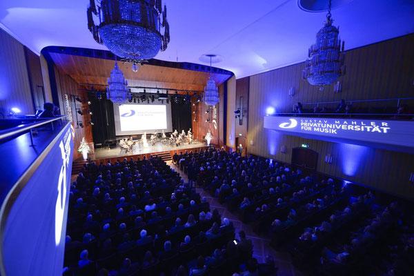 2019 Eröffnungskonzert der Gustav Mahler Privatuniversität für Musik Klagenfurt