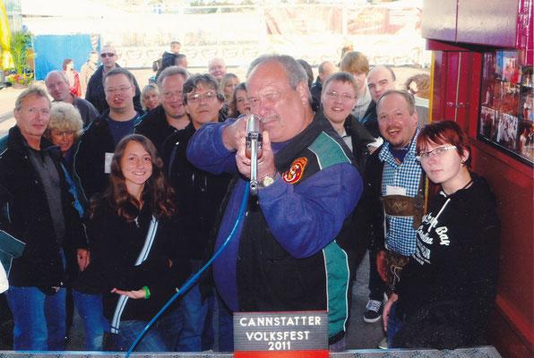 Cannstadter Volksfest 2011