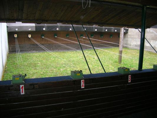 Luftgewehrbahn 10m