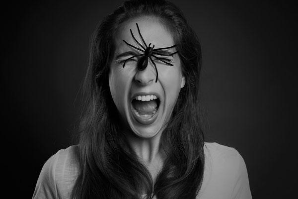 Hypnose-Level Claudia Boutellier Wettingen Hypnosetherapie bei Angst Spinnenphobie Phobie Panik etc.