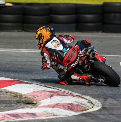 Damian Laggies // Nachwuchsrennfahrer