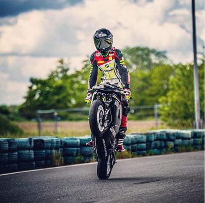 Freddie Heinrich // Nachwuchsrennfahrer