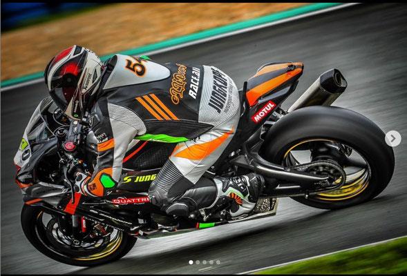 Sami Gen // Geschäftsführer JUNGKOPF® Motorsport