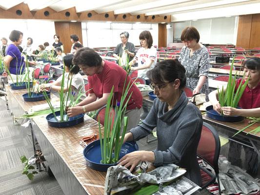 研究会終了後は、専門教授者研修会の3回目が開催されました。