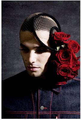 Flower Head Pieces, 2009