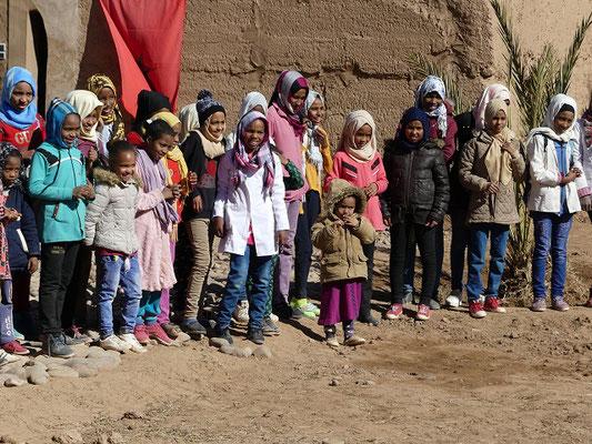 soutien scolaire à M'Hamid Zagora