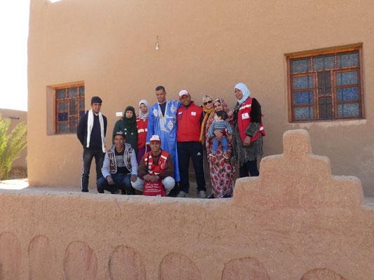 association espoir et partage zaouite el Batha