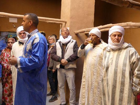 Sidi Ali El Bakkari à M'Hamid