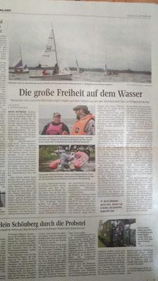 Kieler Nachrichten - 30. September 2019