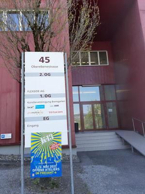 K-13 Offene Ateliers 2021