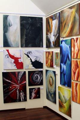 Galerie flussreif Kunstbummel
