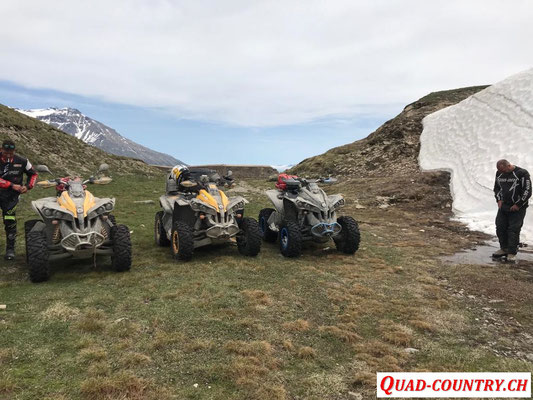 Westalpen Quad Tour 2019
