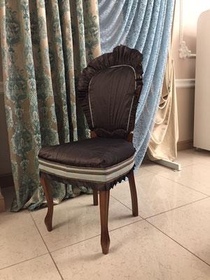 Чехол на стул вар.3