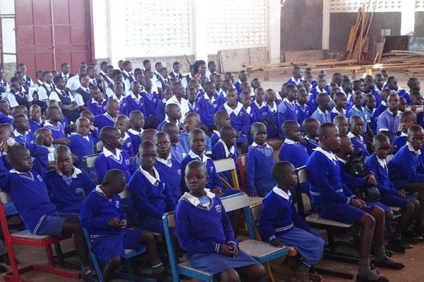 Die Primary Schüler