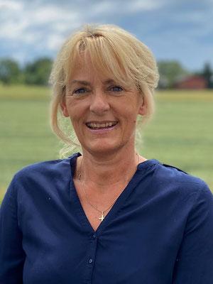 Kassiererin Susanne Bürkle